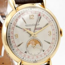Jaeger-LeCoultre Yellow gold 36mm Automatic pre-owned