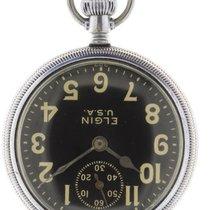 Elgin Reloj 1941 51.4mm Arábigos Solo el reloj