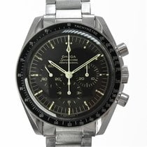 Omega Speedmaster Professional Moonwatch Acier 40mm Noir