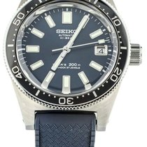 Seiko Prospex Steel 40mm Blue United States of America, Illinois, BUFFALO GROVE