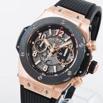 Hublot Big Bang Unico Roségold 45mm Transparent Arabisch Deutschland, Weißenhorn