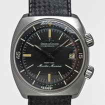 Jaeger-LeCoultre Deep Sea Chronograph Otel 36mm Negru