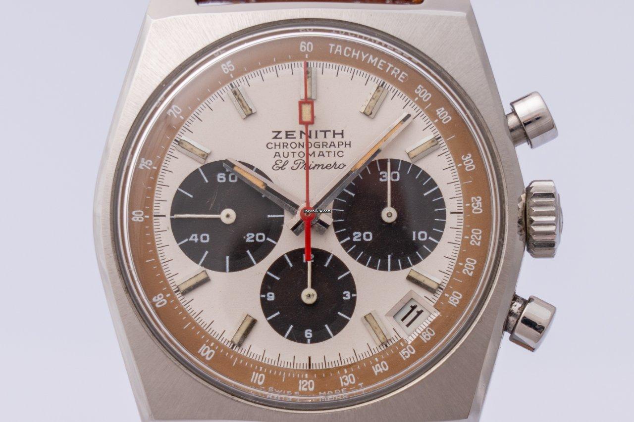 Zenith El Primero 1970 usados