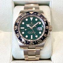 Rolex GMT-Master II 116718LN Dobro Zuto zlato 40mm Automatika