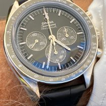 Omega Speedmaster Professional Moonwatch Platine 42mm Blanc Belgique, Belgium, France,  Swiss (or professionally shipped)