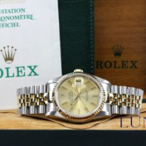 Rolex Datejust 16233 1992 gebraucht