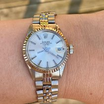 Rolex Oyster Perpetual Lady Date 6517 1965 pre-owned