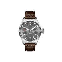 IWC Big Pilot Steel Grey Arabic numerals United States of America, New York, New York
