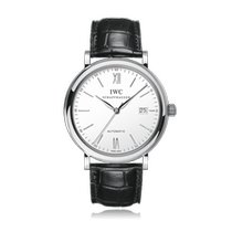 IWC Portofino Automatic Steel 40mm Silver United States of America, New York, New York