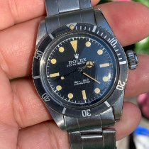 "Rolex 6538 Submariner ""Big Crown"" 1958 folosit"