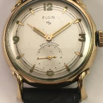 Elgin 32.5mm Manual winding Shockmaster pre-owned United States of America, Georgia, Acworth