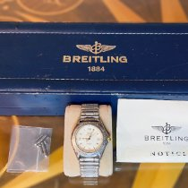 Breitling Callisto Gold/Steel 34mm White Roman numerals United States of America, New York, New York