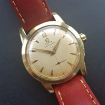 Omega Or/Acier 34mm Remontage automatique 2576 occasion