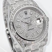 Rolex Datejust II 116300 2020 neu