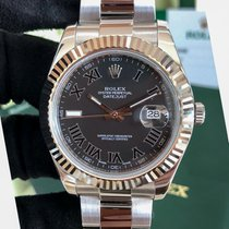 Rolex Datejust II 116334 Very good Steel 41mm Automatic