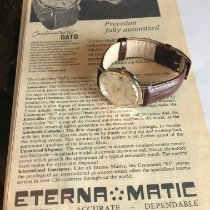 Eterna Steel 34mm Automatic Centenaire pre-owned United States of America, New York, Staten Island