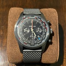 Breitling Transocean Unitime Pilot new Automatic Watch with original box and original papers MB0510U6/BC80