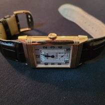 Jaeger-LeCoultre Grande Reverso Duo Rose gold 48.5mm Silver United States of America, California, American Canyon