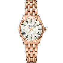Hamilton Jazzmaster Lady Steel 30mm Mother of pearl Roman numerals United States of America, Massachusetts, Florence
