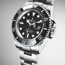Rolex (ロレックス) Sea-Dweller 126600 未使用 ステンレス 43mm 自動巻き 日本, 東京都