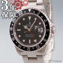 Rolex (ロレックス) GMT マスター ステンレス 40mm ブラック 日本, 大阪市中央区