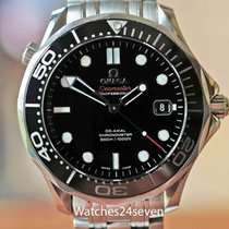 Omega Steel Seamaster 300 20mm pre-owned United States of America, Missouri, Chesterfield
