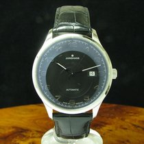 Junghans 027/4742.00 Steel Attaché 41.5mm pre-owned