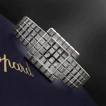 Chopard Ice Cube 106815-1001 Very good White gold 25mm Quartz
