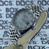 Rolex Datejust Steel 36mm White No numerals United Kingdom, Tunbridge Wells