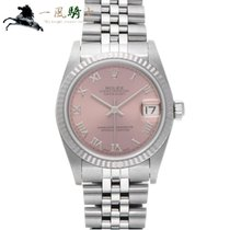 Rolex Lady-Datejust Zeljezo 31mm Ružičasto