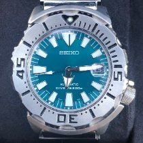 Seiko pre-owned Automatic 47mm Green