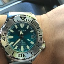 Seiko Monster SZSC005 Very good Steel 47mm Automatic United States of America, California, Bakersfield