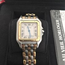 Cartier Gold/Steel 27mm Quartz 5889 pre-owned South Africa, CAPE TOWN
