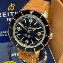 Breitling Superocean Heritage U10370121B1X2 Unworn Gold/Steel 42mm Automatic United Kingdom, Wilmslow