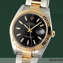 Rolex 126333 Or/Acier Datejust 41mm occasion