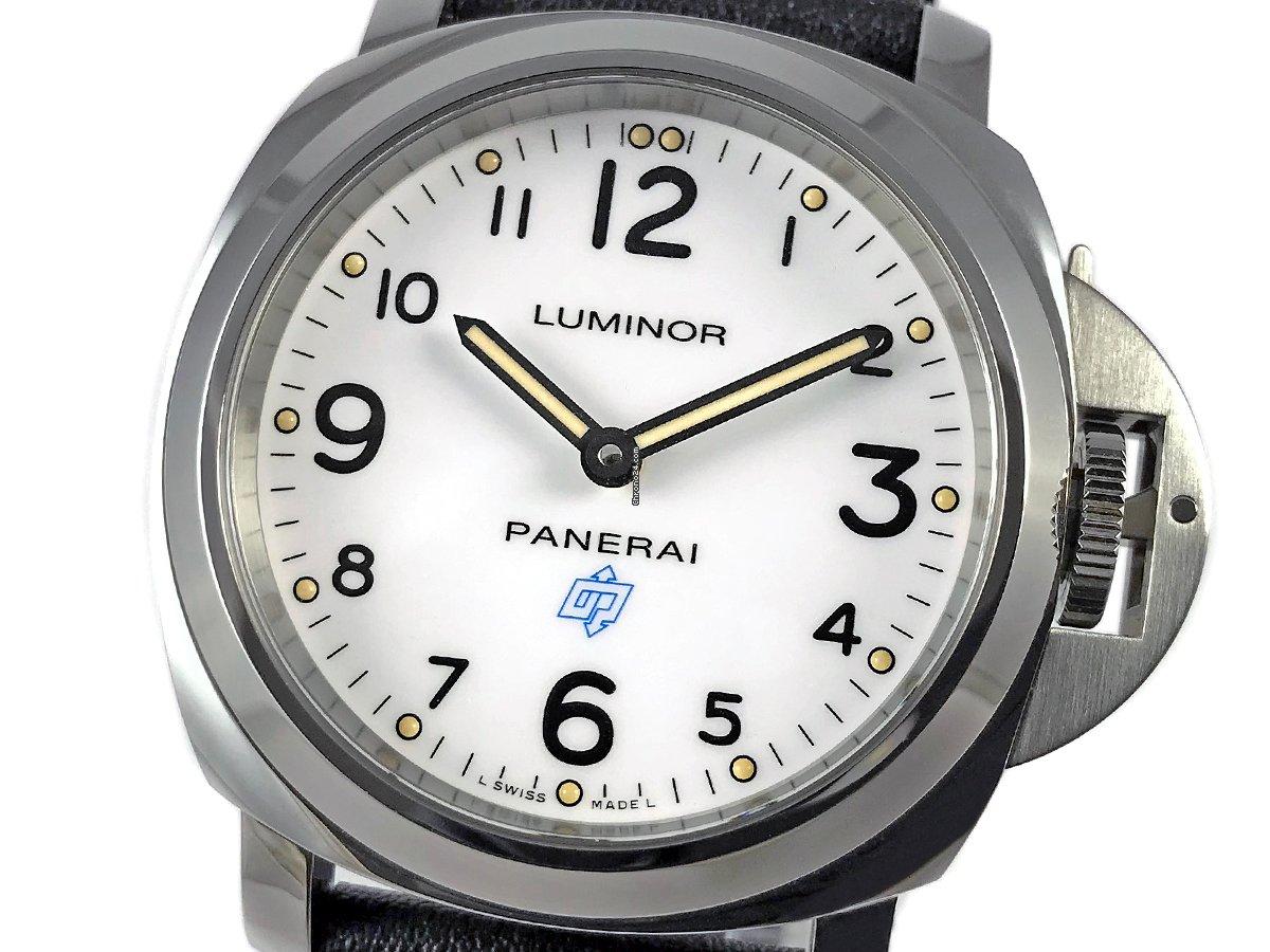 Panerai Luminor Base Logo PAM 00630 2020 новые