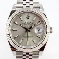 Rolex Datejust II neu 2020 Automatik Uhr mit Original-Box und Original-Papieren 126334