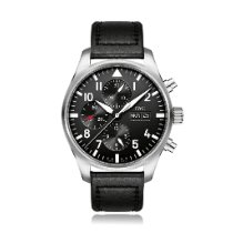 IWC Pilot Chronograph IW377709 New Steel 43mm Automatic United States of America, New York, New York
