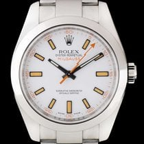 Rolex Milgauss Steel 40mm White United Kingdom, London