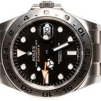 Rolex Explorer II 216570 Good Steel 42,00mm Automatic