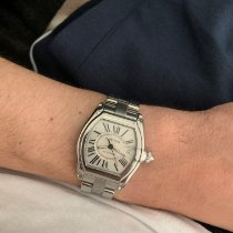 Cartier Roadster 2510 2010 pre-owned
