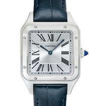 Cartier Santos Dumont new 2020 Manual winding Watch with original box and original papers WSSA0032