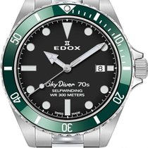 Edox 42mm 80115 3VM NN nuevo