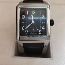 Jaeger-LeCoultre Reverso Squadra Hometime new 2009 Automatic Watch with original box and original papers q 700.86.8 p