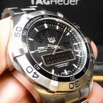 TAG Heuer Aquaracer 300M CAF1010 Veldig bra Stål 43mm Kvarts
