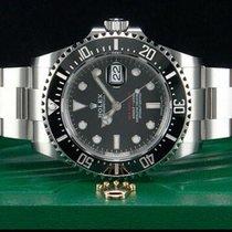 Rolex Sea-Dweller 4000 Stahl 43mm Schwarz Keine Ziffern Deutschland, Essen
