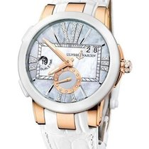 Ulysse Nardin Executive Dual Time Lady 246-10/392 pre-owned