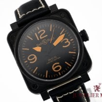 Bell & Ross BR 01-92 BR01-92-S pre-owned