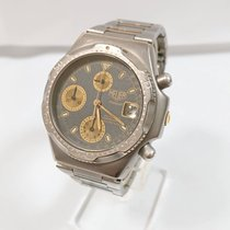 Heuer Titanium Automatic Grey 38mm pre-owned