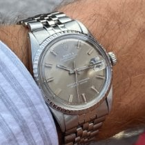 Rolex 1603 Steel 1971 Datejust 36mm pre-owned